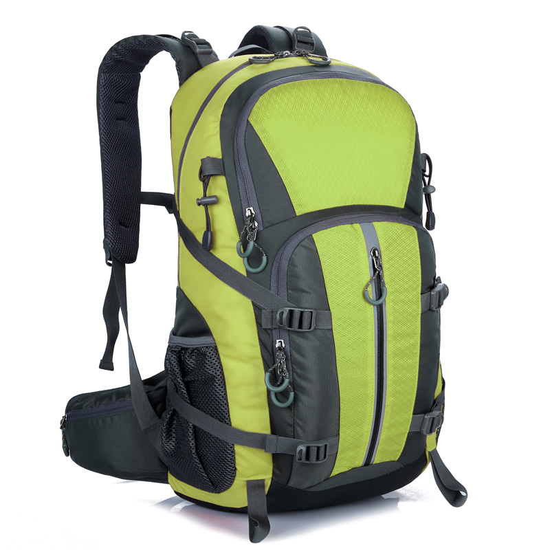 New Travel Large Capacity Backpack Male Luggage Shoulder Bag Computer Backpacking Men Functional Versatile Bags Preppy Style Bag