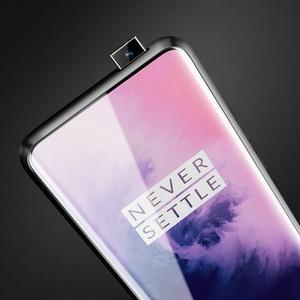 Image 4 - Manderm جراب هاتف ل OnePlus 7 برو OnePlus7 360 درجة كامل الجسم حماية المغناطيسي عودة الجبهة الزجاج المقسى حالة