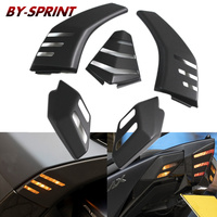 TMAX 530 Motorcycle Parts Front Rear Turn Signal Tail Lamp Light Cover Shell Cap For Yamaha tmax530 TMAX530 2012 2016