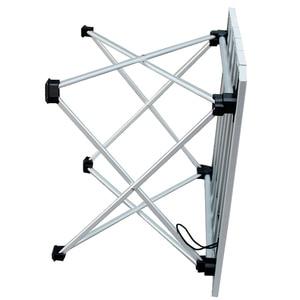 Image 4 - 알루미늄 합금 캠핑 가구 정원 접이식 테이블 캠핑 테이블