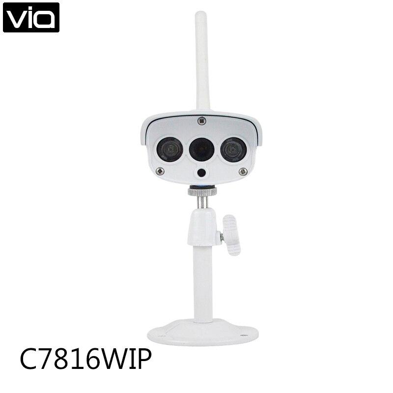 Vstarcam C7816WIP Free Shipping Onvif IP Camera Outdoor 720P Underwaterproof IP67 Network 1.0MP HD CCTV Camera Support 64G