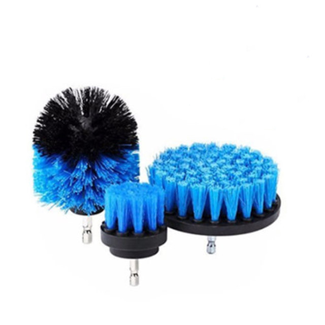 Electric Scrub Brush Drill Cleaning For Bathroom Grout Scrubber Kit 8 31
