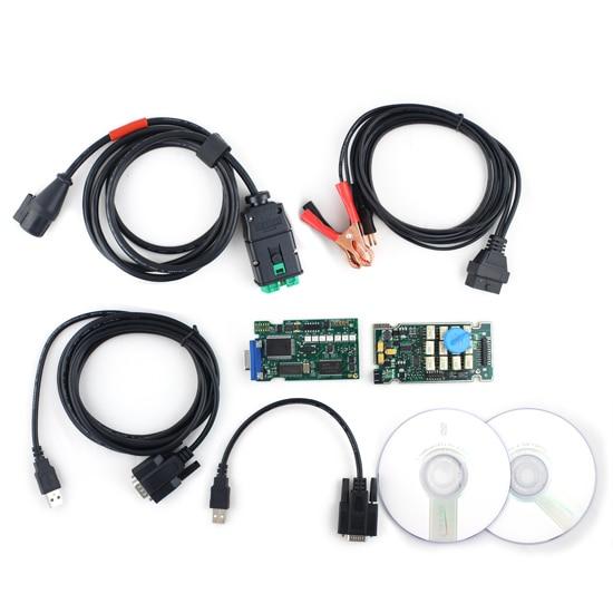 ФОТО 10 pcs/ lot DHL Free Shipping!! Diagbox Lexia 3 PP2000 Full Chips 921815C   DiagnostIc Tool Multi-language
