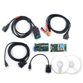 10 pcs/ lot DHL Free Shipping!! Diagbox Lexia 3 PP2000 Full Chips 921815C   DiagnostIc Tool Multi-language