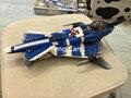 2017 Новый 369 шт. Бела 10375 Star Wars Строительные Блоки Anakins Пользовательские Джедаев Starfighter Игрушки minis Совместим С Leping