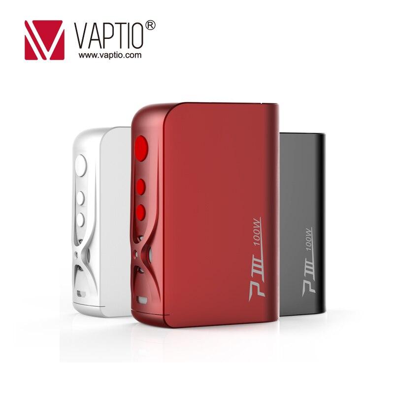 где купить P3 Box MOD 100w Electronic Cigarette Built-in 3000mAh battery Child-lock TC Mod 100W 510 thread box mod vape VS Eleaf vape mod по лучшей цене