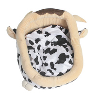 Armi store Cows Autumn Winter Days Warm Color Teddy Bichon Dog Cat Beds Pet Mats Skid proof Puppy House 6101008 Dogs Supplies