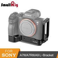 SmallRig A7M3 A7R3 L Halterung Für Sony A7SIII A7III A7RIII A9 Arca-Schweizer Standard L Platte Montage Platte- 2122