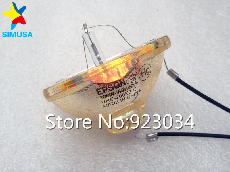 Projector Lamp ELPLP49 For EH-TW2800 / EH-TW2900 EH-TW3000 EH-TW3200 EH-TW3500 EH-TW3600 EH-TW3800 Compatible Bare Lamp