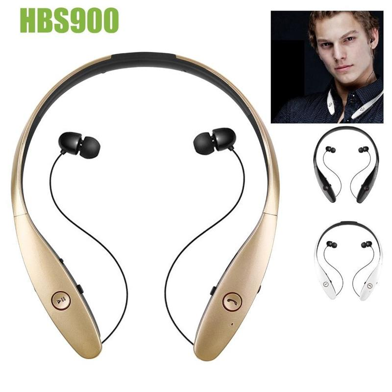 Hot Sales Bluetooth Headset Headphone HBS900 Sports Wireless Stereo Earphone Hands-free with Mic for iOS Andriod Mobile Phone книги эксмо тихий дон книги i ii