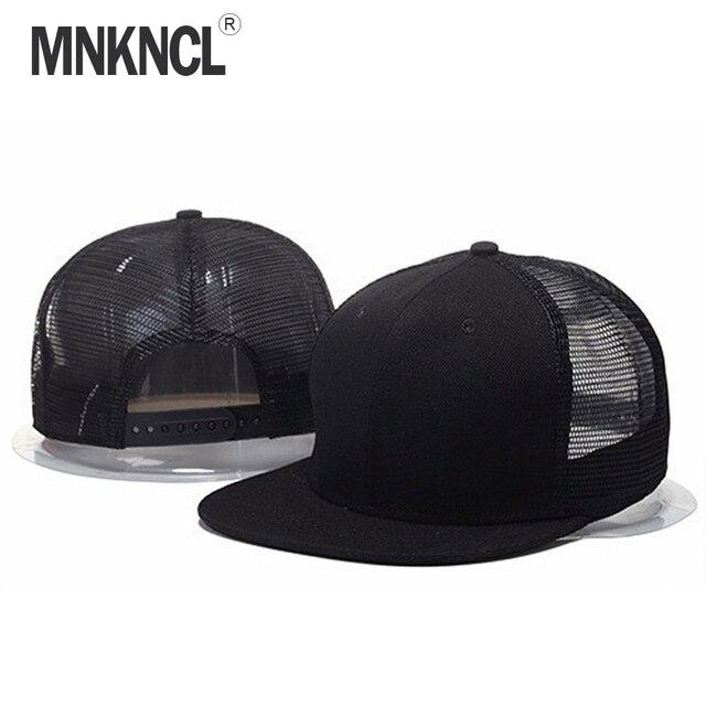 2018 nuevos estilos de malla en blanco Camo Gorras de béisbol negro Hip Hop  sombreros hombres d5684a70f4b