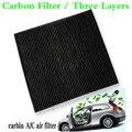 Für Toyota Aqua 2012 2017 Auto Aktivkohle Kabine Frische Luftfilter Klimaanlage Filter Auto A/C luftfilter|Innenraumfilter|   -