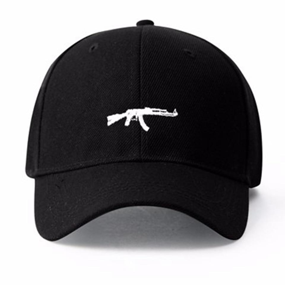 top selling uzi gun baseball cap us fashion 2017 snapback