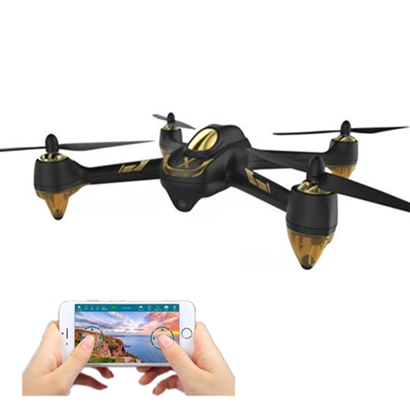 <font><b>Hubsan</b></font> New X4 AIR <font><b>H501A</b></font> WIFI FPV Brushless With 1080P HD Camera GPS Waypoint RC Quadcopter RTF RC Helicopter Toys In Stock image