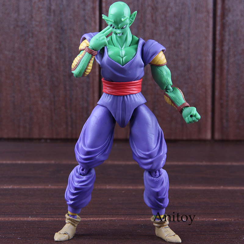 S.H.Figuarts Dragon Ball Z Action Figure DBZ Piccolo PVC SHF Figurine Dragon Ball Collectible Model Toys for Boys 16cm dragonball figures piccolo pvc figure bandai dbz shfiguart piccolo dragon ball z action figure las bolas de dragon dbz toys