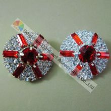 Buy rhinestone buttons browbands and get free shipping on AliExpress.com 877df3c9fc7a