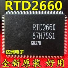 1pcs/lot RTD2660 RTD2660-GR LCD TV motherboard driver chip Q
