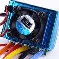 Машинки Частей 120A Датчиками Brushless ESC Регулятор Скорости для 1/16 1/10 1/12 RC Гусеничные Машины