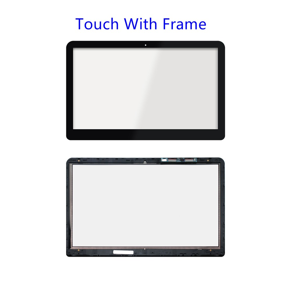 15.6 FHD Touch Screen Digitizer LCD Display for HP Envy X360 M6-W101dx M6-W000 M6-W014DX 807537-501 827523-601 811095-601 15 6 lcd display matrix touch screen digitizer assembly with bezel for hp envy x360 m6 w102dx m6 w101dx m6 w104dx m6 w015dx