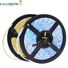 5M 5050 3528 300Led waterproof RGB Led Strip Light DC12V 60Leds/M Flexible Lighting String Home Decoration Lamp Ribbon Tape Lam