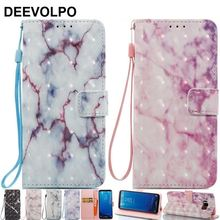 DEEVOLPO Case For For Samsung Galaxy Xcover4 S8 Plus Note8 S7 S6 Edge S5 S4 S3 J3 A3 A5 J5 2016 J7 2017 Flip Cover Capa DP03Z