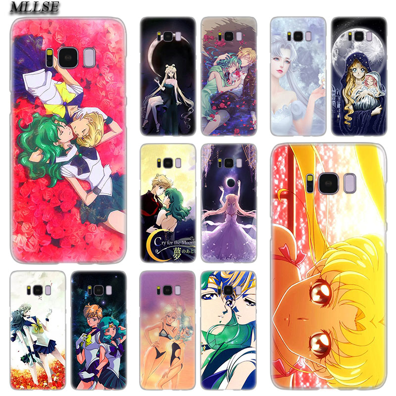 Cellphones & Telecommunications Considerate Mllse Sailor Moon Neptuneuranus Hot Hard Case Cover For Samsung Galaxy S10 Lite S9 S8 Plus S7 S6 Edge S5 S4 Mini Fashion Cover Non-Ironing