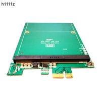 Placa Gráfica PCI E para MXM3.0 X1 Raiser Riser Card PCI Express para Placa MXM 3.0 Conversor Adaptador com LED para BTC Mineiro Mineração Cartões para acréscimos     -