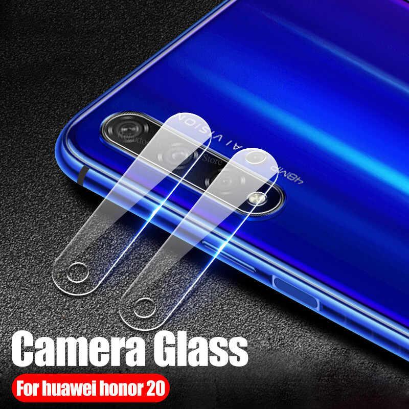 2 قطعة كاميرا الزجاج ل huawei honor 20 YAL-L21 عدسة واقي للشاشة honor 20 الزجاج المقسى على honor 20 سلامة طبقة رقيقة واقية