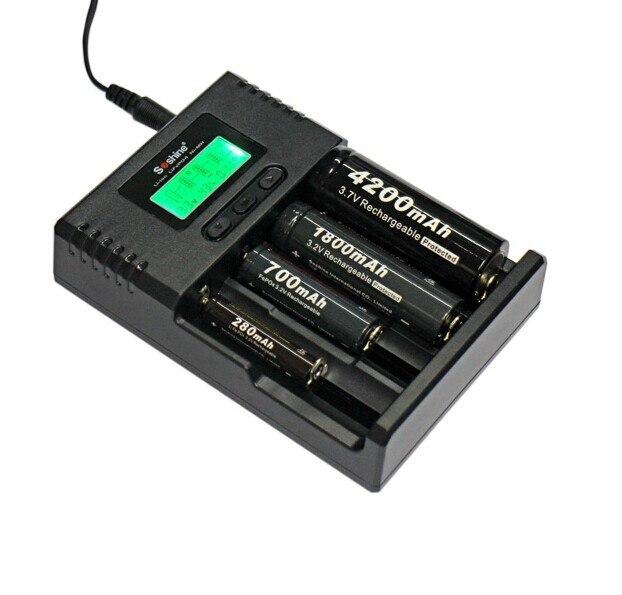 Cargador usb doble para GoPro Go Pro Hero 4 AHDBT 401 Batería Cámaras accessoriesba
