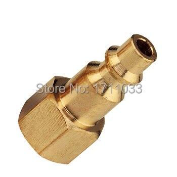Noble seguridad estri con articulaciones color en oro-latón decorado 1