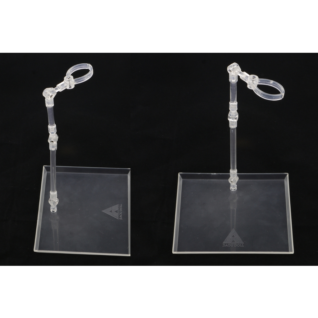 1//6 Clear 12/'/' Action Figure Display Stand Holder Rack for Phicen TBLeague