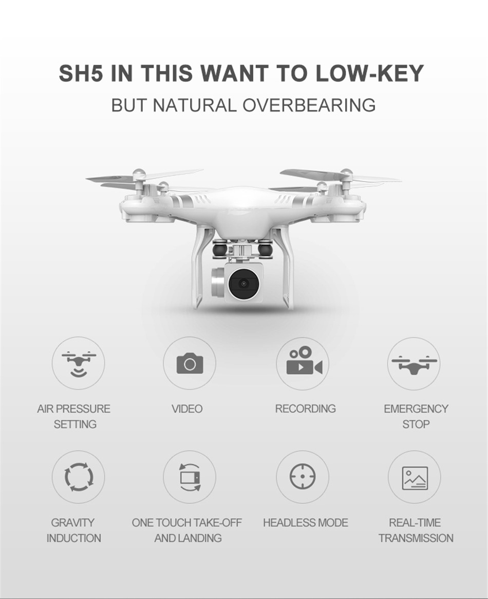 SH5 FPV Quadcopter (3)