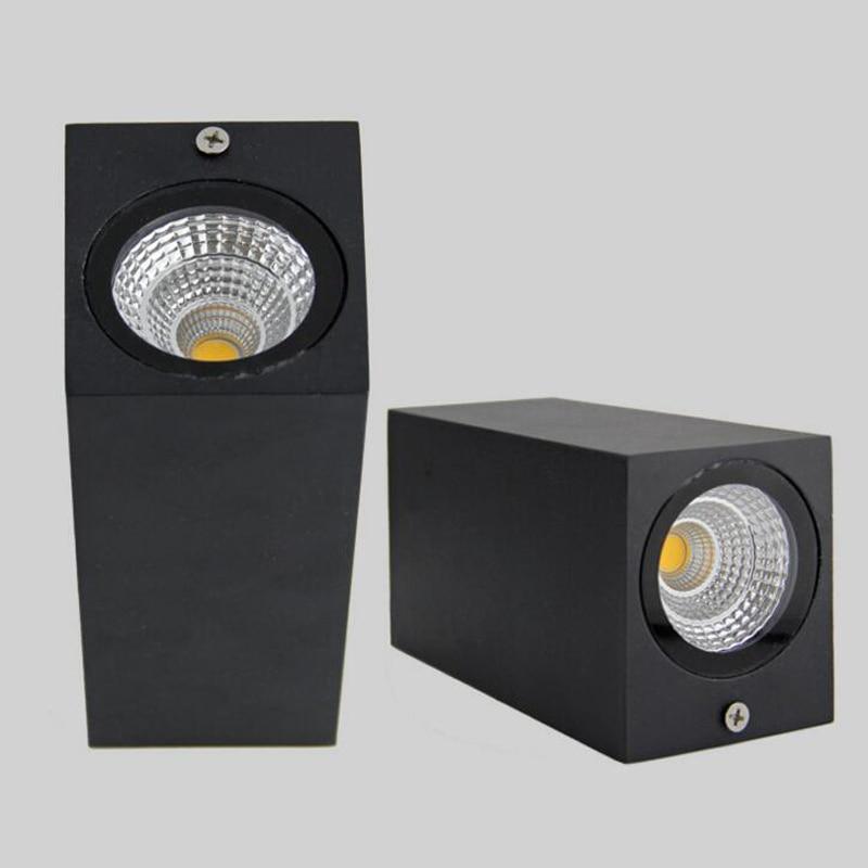 6pcs führte doppelte 2 * 7W PFEILER LED im Freienwandlampe IP67 - Innenbeleuchtung - Foto 1