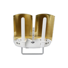 Placa de refuerzo de la antena del transmisor de rango extendido parabólica placa para dji phantom 3 y inspire 1 control remoto