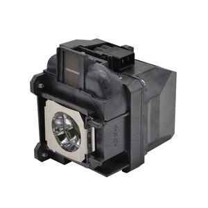 Image 2 - Lampe de Projecteur De rechange ELPLP87 Pour BrightLink 536Wi,EB 520,EB 525W,EB 530,EB 535W,EB 536Wi,PowerLite 520,V13H010L87
