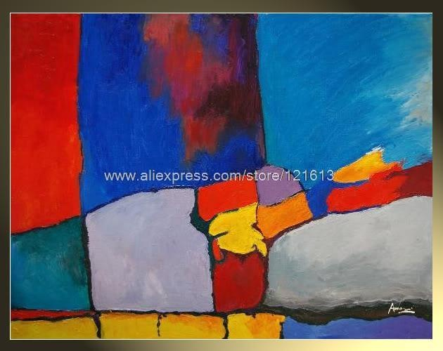 Hue Happy Peinture Contemporaine Tableau Moderne Contemporain Oil Paintings  African American Art Large Wall Art Abstract Bed