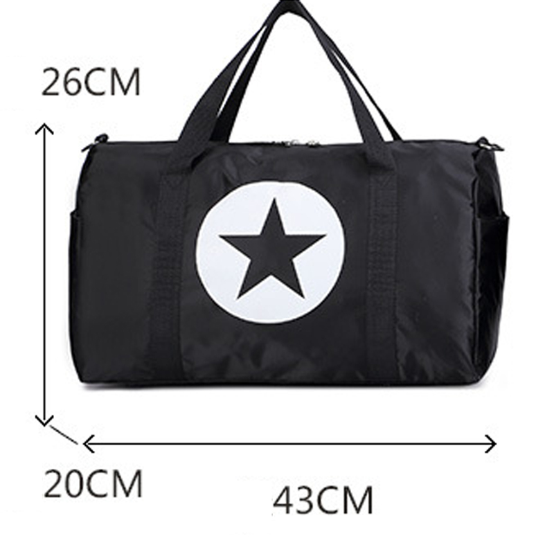 2017 NEW Large Size Travel Bag Luggage Handbag Portable Big Star One  Shoulder Capacity Boarding bag 3 Colors Luggage Bag-in Travel Bags from  Luggage   Bags ... 39466630b31e4