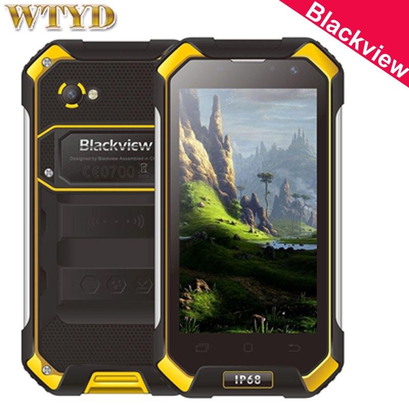 Blackview BV6000 Smartphone Android 6.0 ROM 32GB RAM 3GB IP68 Waterpro