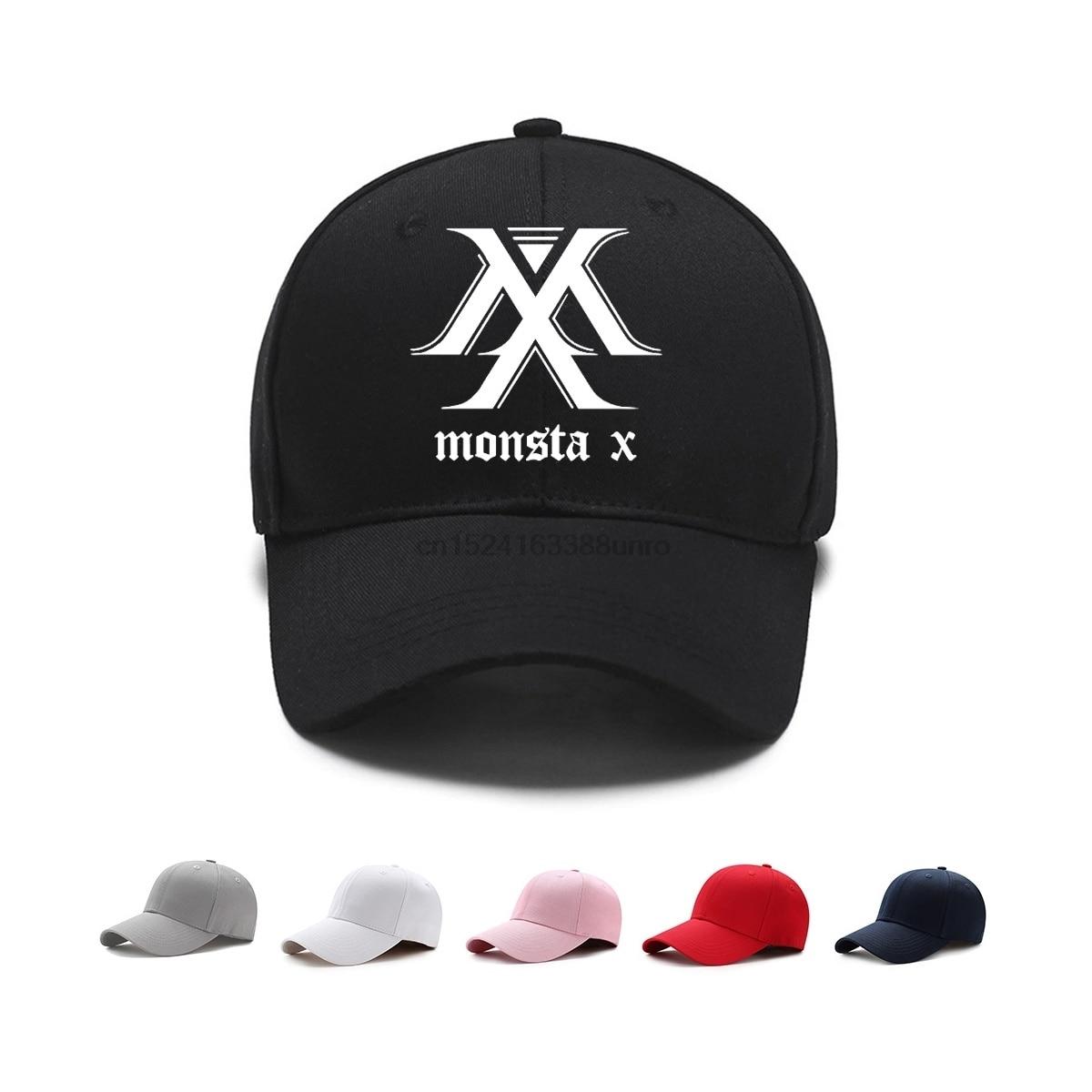 Independent Kpop Stars Bts Exo Got7 Baseball Cap Monsta X Seventeen Fashion Adjustable Snapback Hats Hiphop Apparel Accessories Men's Hats