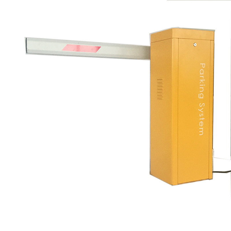 High-grade Parking Obstacle Door Intelligent Drop Arm Obstacle (yellow, Red, Blue And Yellow With Optional)