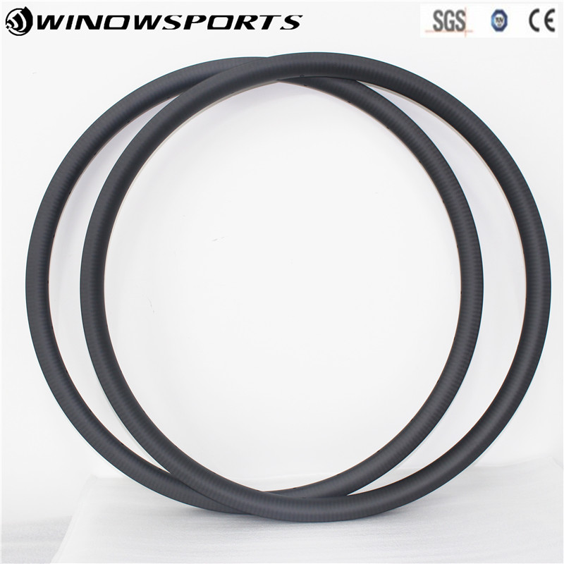 2018 Asymmetry Super light 29er MTB Rim with 33mm Width offset For XC Cross Country Mountain Bike Wheels Hookless Style Tubeless цены онлайн