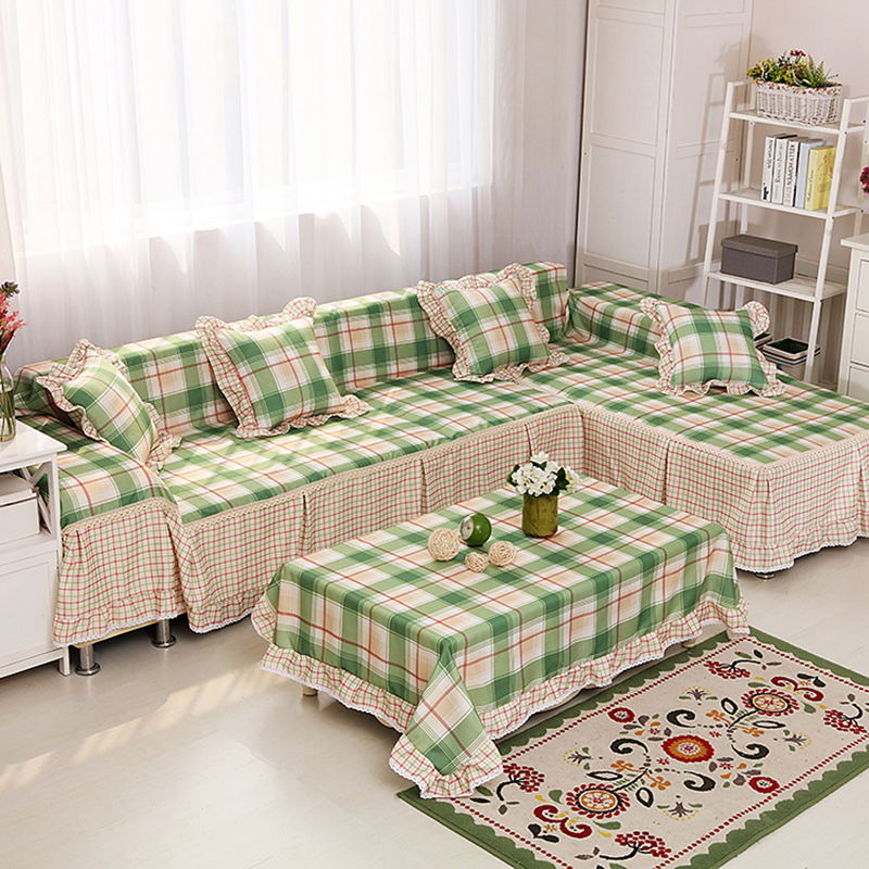 2016 cotton sofa cover sofa cover combination sofa modern