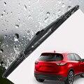 "DWCX 14 ""janela chuva traseiro windshield wiper blade para scion xb mazda 3 cx-7 cx-9 mitsubishi outlander hyundai accent kia k2 k5"
