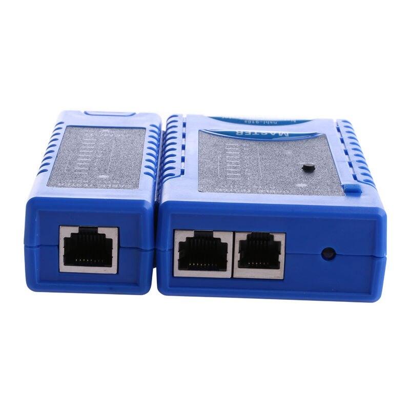 Network Cable Tester RJ45 RJ11 RJ12 CAT5 CAT6 UTP USB Lan Wire Ethernet Test LAN Network Cable Tester Detector Line Finder