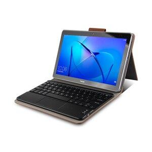 Image 2 - Coque magnétique détachable pour tablette de AGS L09 pouces, pour Huawei MediaPad T3 10 9.6/L03, coque avec clavier ABS Bluetooth