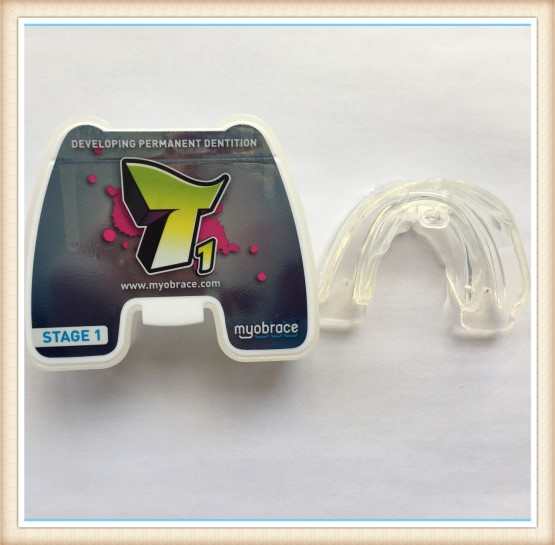 MRC T1 Regular Permanent Dentition Use Teeth Orthodontic Trainer T1 Children use Appliance