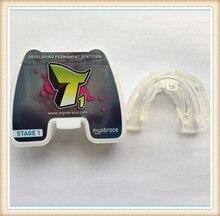MRC T1 регулярные постоянного зубного прикуса станет заметно Применение зубной ортодонтический тренажер T1 детей Применение прибор