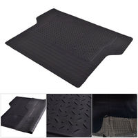 Universal PVC Boot Mat Rear Trunk Liner Cargo Floor Tray Waterproof Anti slip Carpet Guard Protector Car Accessories