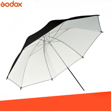 "33""/83cm Studio Umbrella Black & White Rubber Cloth Stainless Steel Photography Reflective Umbrella Photo Studio Accessories"