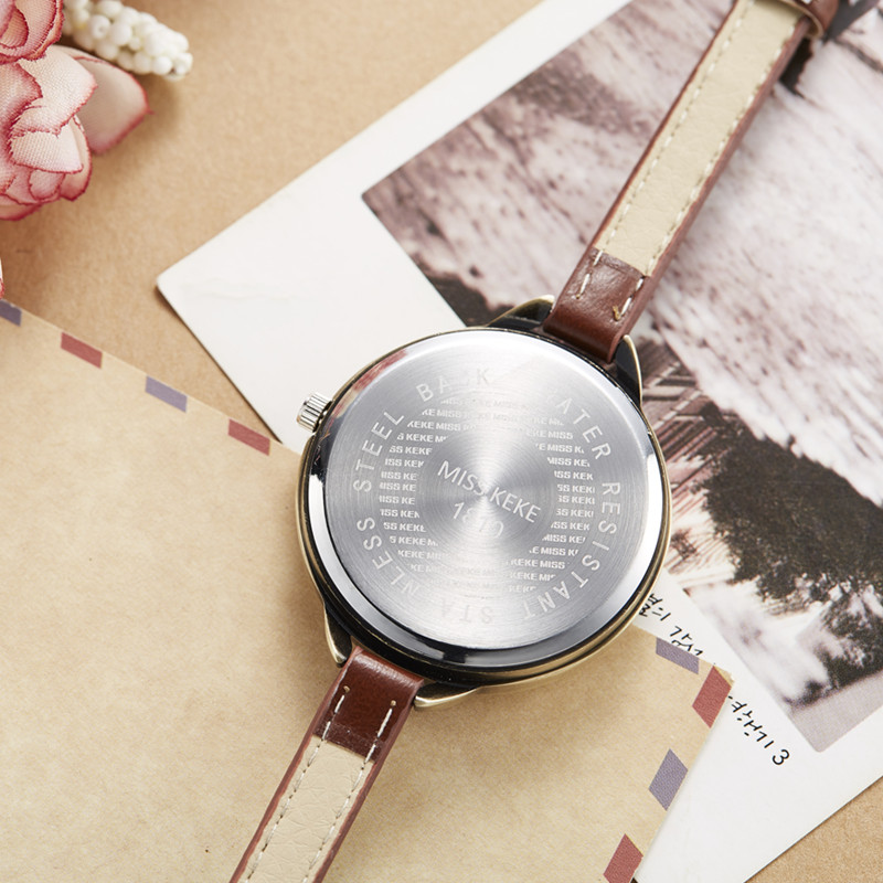 montre enfant 2018 Δεσποινίς Keke 3d Μίνι Κόσμος - Γυναικεία ρολόγια - Φωτογραφία 5